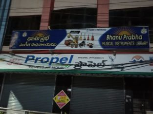 Commercial Space Plus 2 BHK House For Rent at T.Nagar, Rajahmundry.