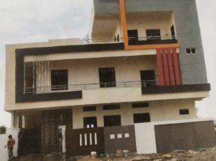 G +1 Plus Pent House Individual Building For Sale at Yenugonda Mahabubnagar.