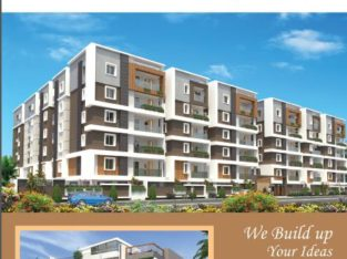 1BHK Flats For Sale At Sree Nivasam, Rajamahendravaram.
