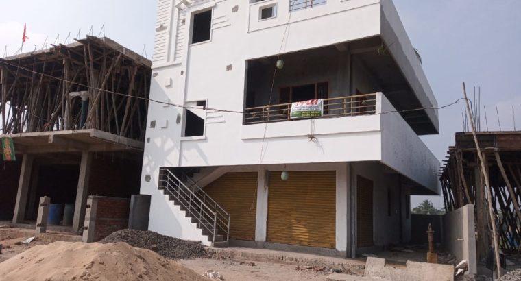 G +1 Commercial Building Space For Rent at Main Road Peruru, Amalapuram.