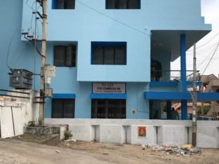 G+2 Commercial Building Space For Rent at Old Somalamma Temple Street, Rajahmundry.
