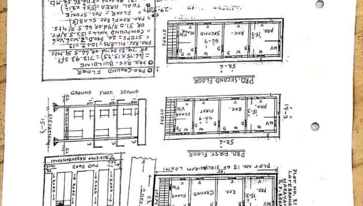 Residential Individual Buildings For Sale Near Jagityal Road, Kothapalli Mandal