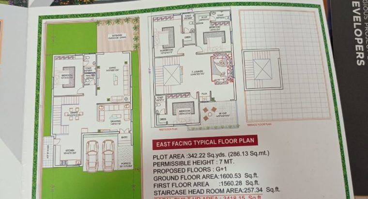 1BHK Residential Flats For Sale at Lalacheruvu, Rajahmundry.