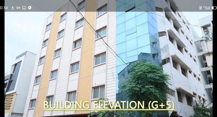 Commercial Building For Lease OR Rent For School/College, GT Road, Nellore