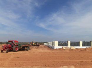 PREMIUM VILLA PLOTS FOR SALE IN HMDA & GATED COMMUNITY LAYOUT @ MAHESWARAM