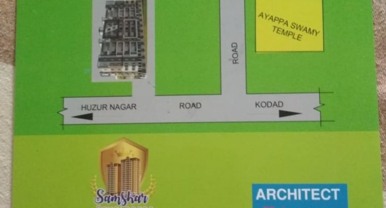 2BHK Flats For Sale By Prajna Developers at Kodad, Suryapet