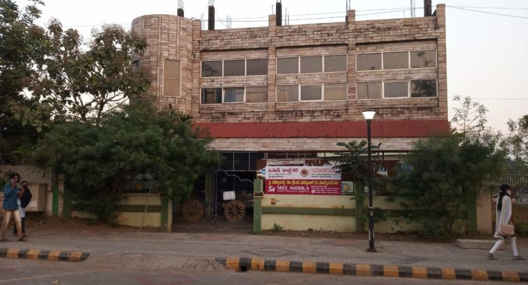 G +1 Commercial Building Space For Rent Near Boats Club, Sarpavaram Jn, Kakinada
