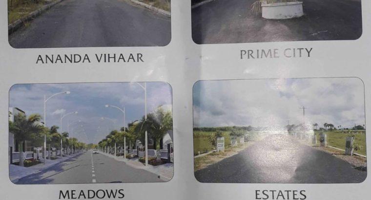 Open Plots For Sale at Zenith City, Vinukonda, Guntur