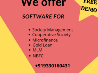 Credit Cooperative Society Software Company in Andhra Pradesh