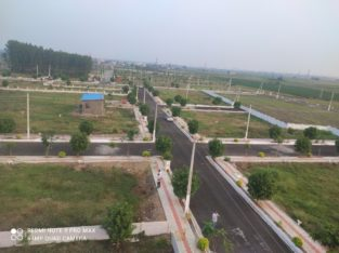 Residential Open Plots for Sale at JKC College Road, Guntur.