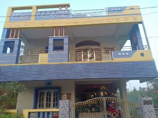 G +2 Duplex House For Sale at Pendurthi, Visakhapatnam.