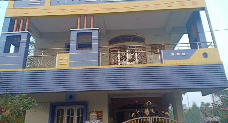 G +2 Duplex House For Sale at Pendurthi, Visakhapatnam.