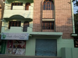 G +2 Commercial Building Space for Rent at Venkatnagar, Kakinada.