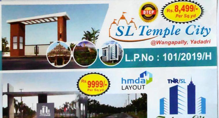 Residential Open Plots for Sale at SL HIMAJAA, In Jangoan District