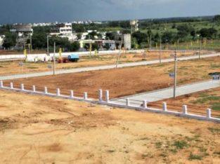 Open Plots For Sale at VMRDA Layout Kothavalasa, Visakhapatnam.