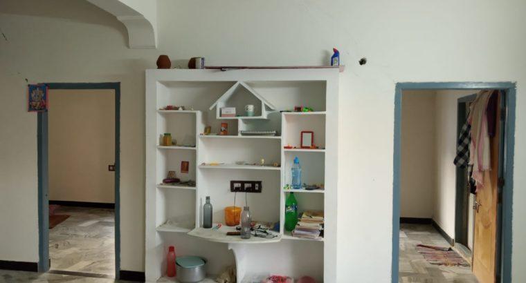 2BHK House for Rent at Ramaraopeta, Kakinada.
