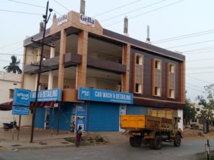 G +2 Commercial Building Space For Rent at Highway Road, Vizianagaram.