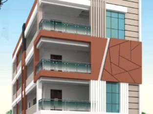 Cellar +3 Residential Building For Sale at Vudacolony, Visakapatnam.
