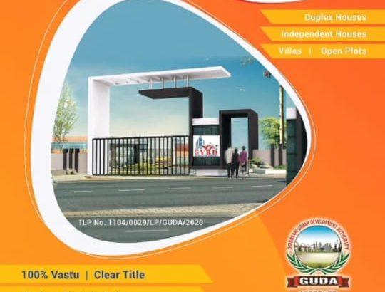 Residential Open Plots for Sale at ADB Road, Kakinada.