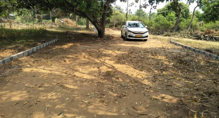 Residential Open Plots for Sale at Chendurthi Village.
