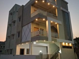 3BHK House For Rent at Sai Nagar Colony, Vizianagaram.