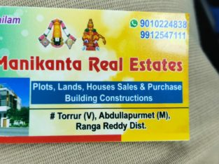 Sri Manikanta Real Estate Consultancy & Services
