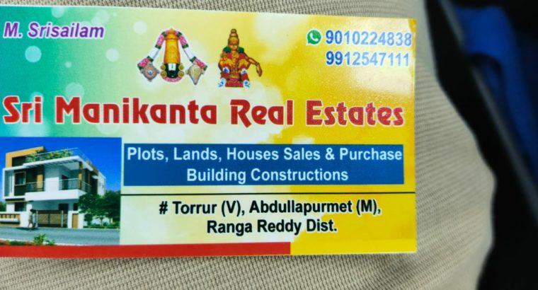 Sri Manikanta Real Estate Consultancy & Services