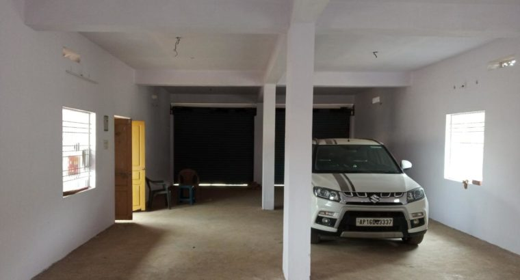 Commercial Space For Rent at Rayudupalem,Kakinada.