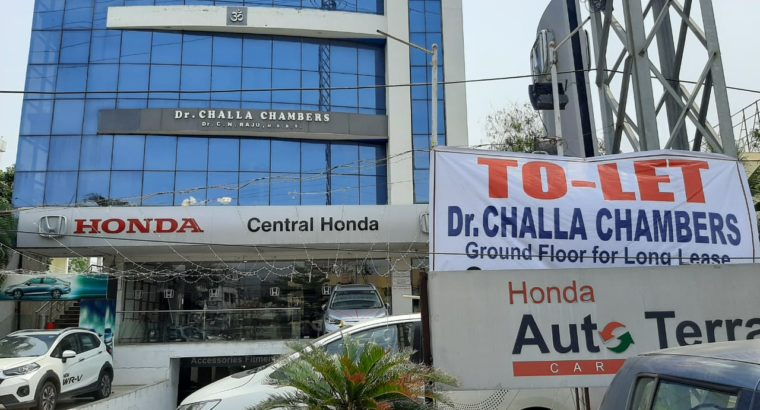 Commercial Space For Lease / Rent at Isukathota, Visakhapatnam.
