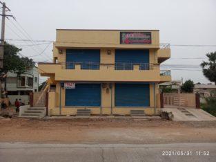 Commercial Shop For Rent at Padmanagar, Kakinada