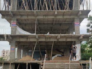 G +2 Commercial Building Space For Rent at Payakapuram, Vijayawada.