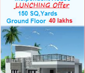 Independent Houses, Flats, Villas For Sale at Uppal, Hyderabad