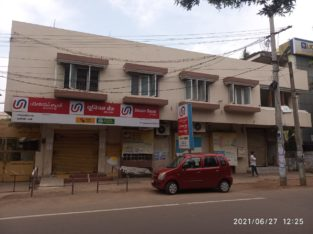 Commercial Space For Rent Beside LIC Office, Main Road, Kakinada