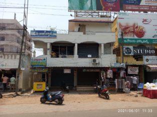 Commercial Shops For Rent at Ramanayyapeta, Kakinada