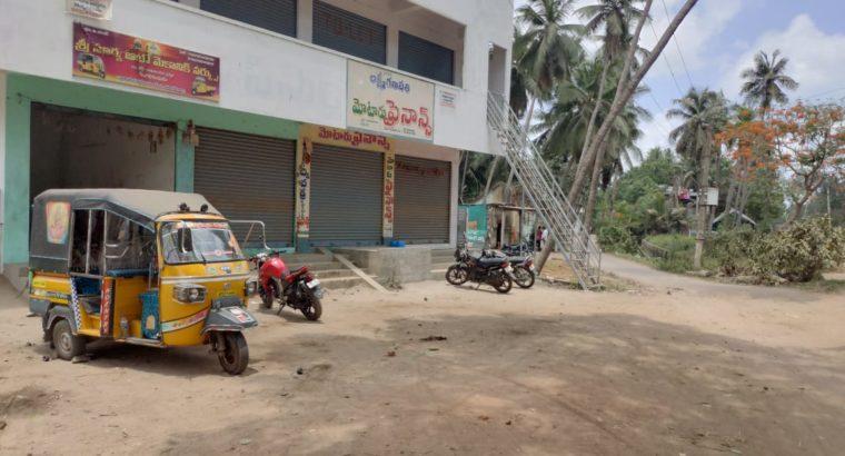 G+2 Commercial Space For Rent at Mogali Kuduru, Thatipaka