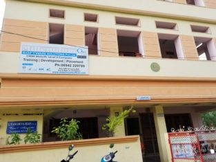 G +1 Commercial Building For Rent at Main Road, Srikakulam Town.