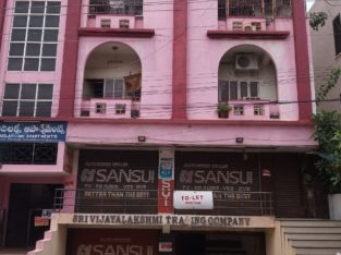 Commercial Space For Rent Near Sivalayam, Temple Street, Kakinada.