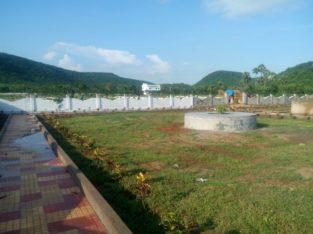 Residential Open Plots For Sale Near Annavaram.