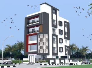 G +4 Commercial Building For Lease / Rent at Salipeta, Kakinada