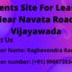 14 Cents Site For Lease Near Navata Road, Vijayawada
