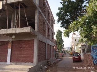 G +2 Commercial Building Space For Rent at Ramanayyapeta, Kakinada.