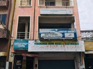 3 Floors Commercial Complex For Sale at Jendapanja Road, Rajahmundry