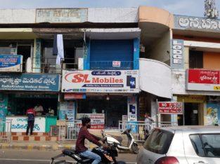 Commercial Shop For Rent at Bhanugudi Jn, Kakinada.