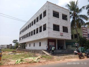G +2 Commercial Building Space For Rent Near Kondalamma Chintha, Mummidivaram
