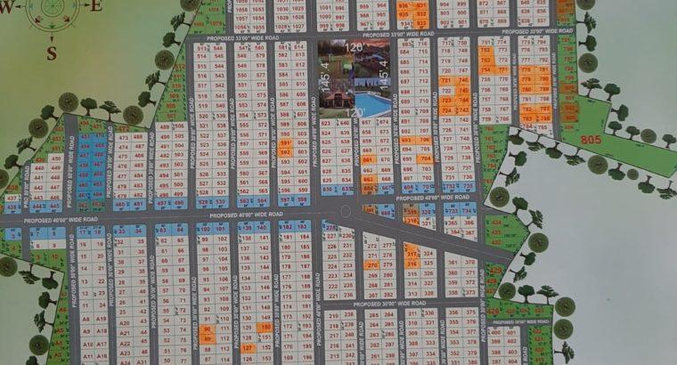 Open Plots For Sale Near Munagala Adjacent to NH Suryapeta District