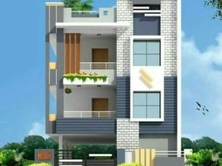 G +2 Residential house For Rent at Nallapadu, Guntur.