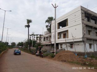 G +2 Commercial Building For Rent at Sasikanth Nagar, Kakinada