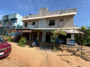 G +1 Commercial Space For Rent at Padmavathi Nagar, Tirupati